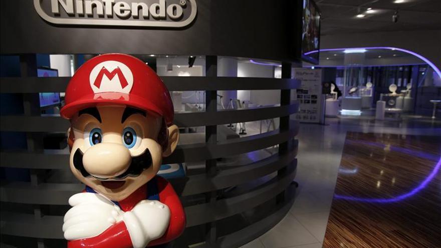 Nintendo ganó 104 millones de euros entre abril y septiembre, casi 25 veces más