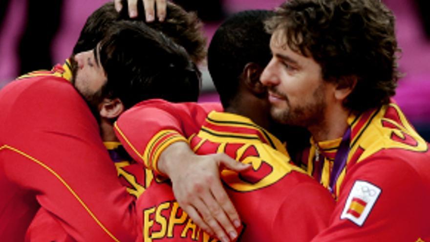 El España-USA (45%), partido de basket más visto de la historia, y la gala de clausura (30%) de los JJOO barren en TVE