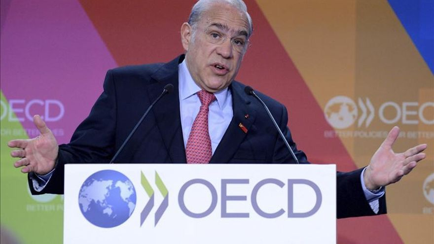 La OCDE es más pesimista sobre la recuperación en la zona euro pese a los avances