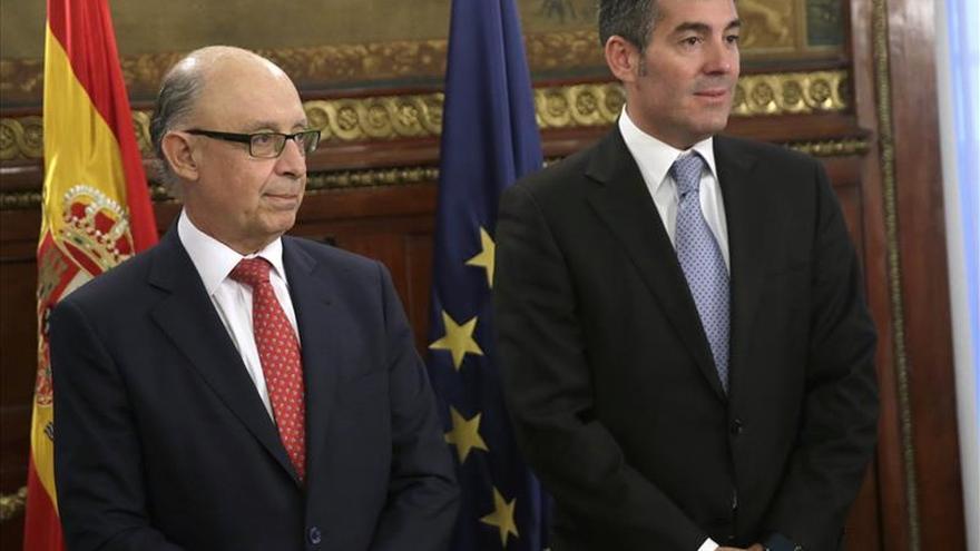 """Montoro cree que la Generalitat debe """"moderar"""" sus expresiones sobre el Gobierno"""