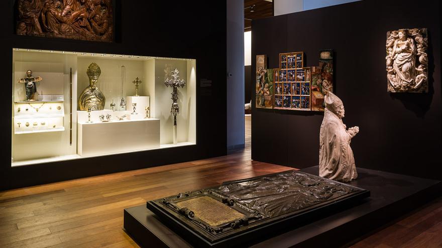Museo Arqueológico Nacional: contrarreforma