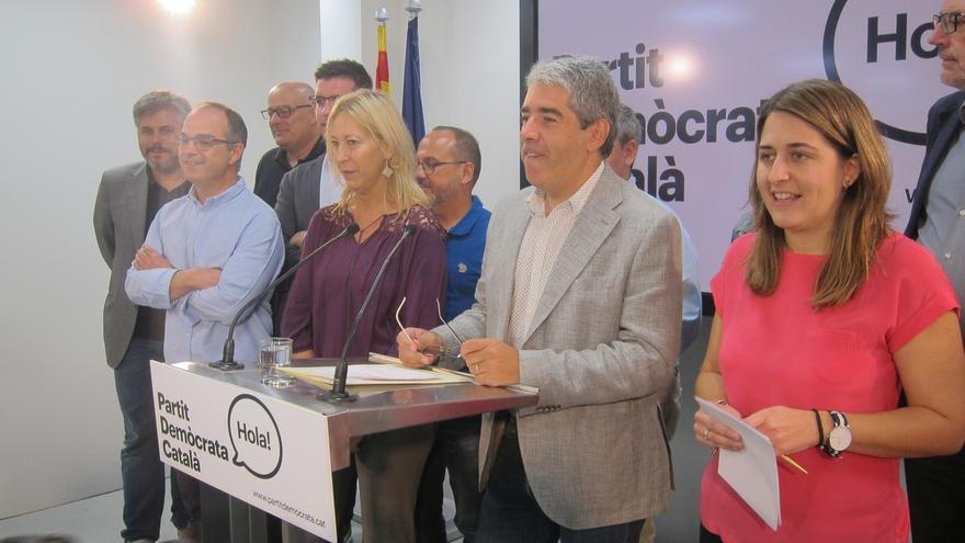 El PDC pedirá una comisión de investigación en el Congreso sobre la 'Operación Cataluña'