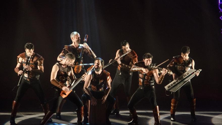 Los Vivancos presentan este viernes en Baluarte 'Nacidos para bailar'