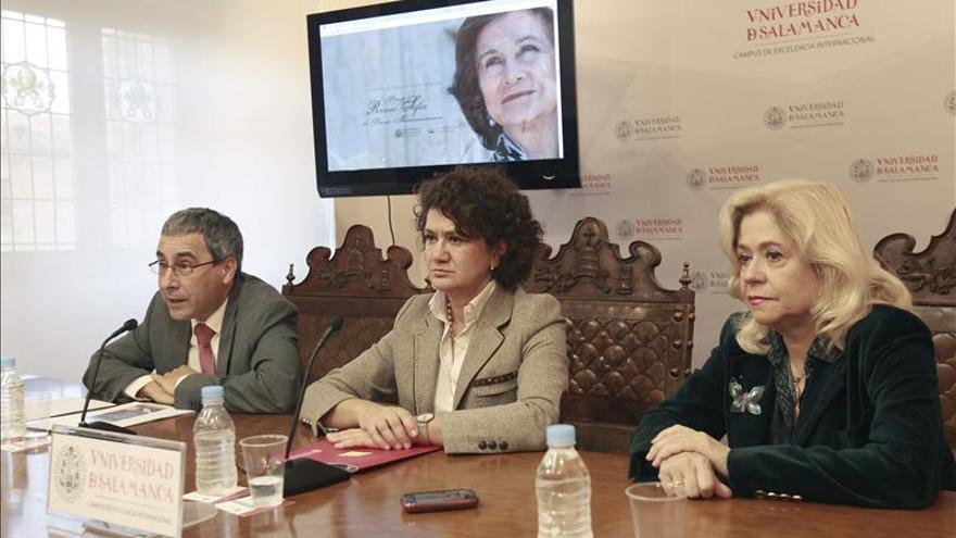 La Universidad de Salamanca lleva a Madrid y Málaga actos por el Premio Reina Sofía