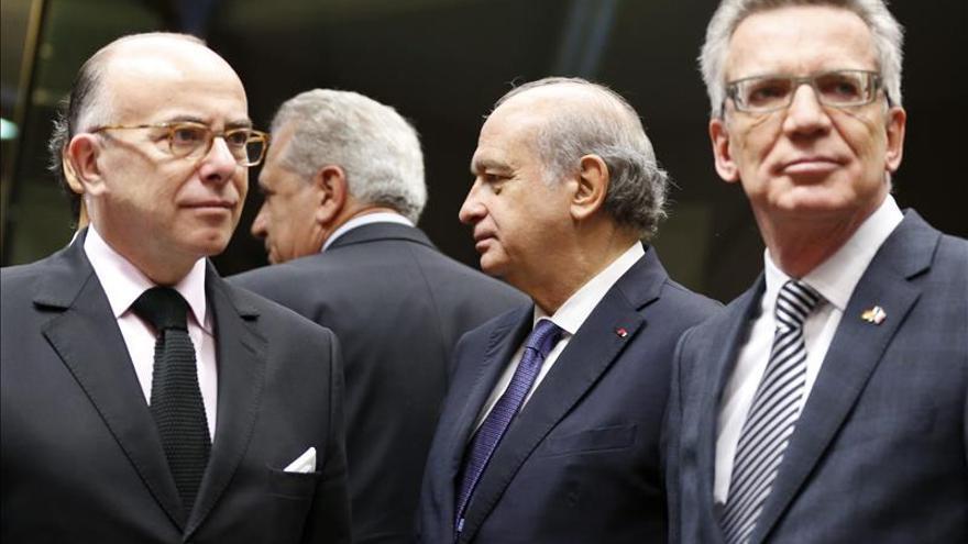 Los ministros de la UE piden mejorar el intercambio de información antiterrorista
