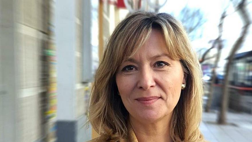 Llanos Castellanos, primera mujer en la presidencia de Patrimonio Nacional