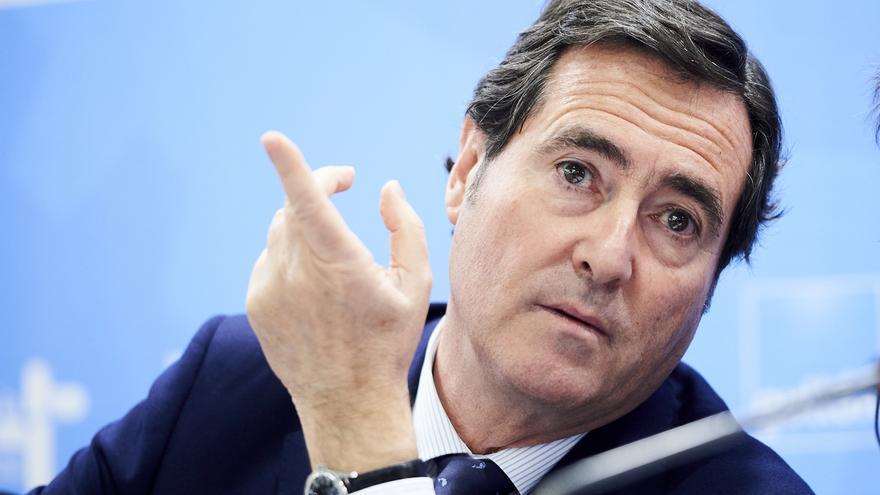 Garamendi pone en duda las previsiones del Gobierno sobre el crecimiento para 2021 y el déficit de este año
