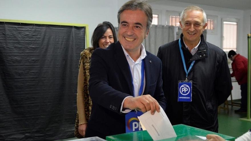 """Movellán (PP) tiene """"muy buen pálpito"""" en estas elecciones"""