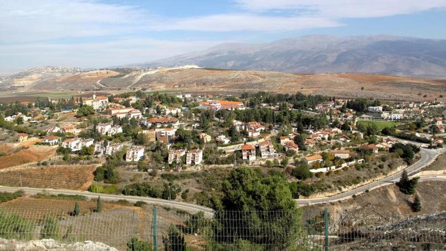 Israel dispara al aire al detectar a una patrulla libanesa cerca de la frontera