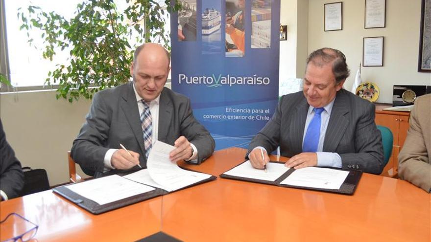 Valparaíso y Bilbao firman un Acuerdo de Hermanamiento