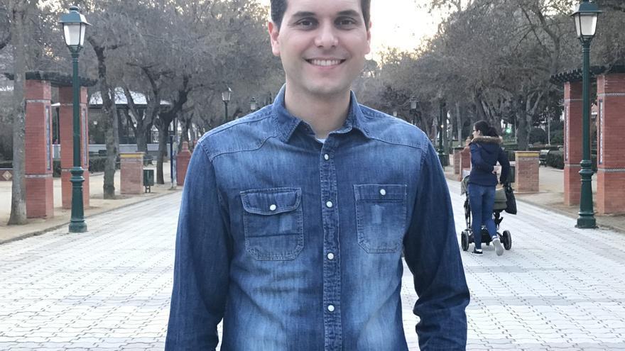 Alfonso Senovilla, candidato en la provincia de Toledo de PACMA