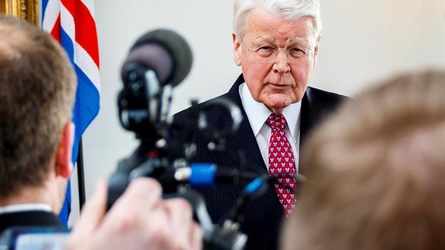 El presidente islandés decide finalmente no optar a un sexto mandato
