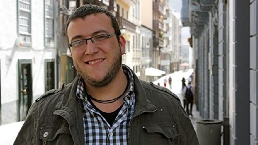 Juan José Neris Hernández. Foto: EL ALISIO.