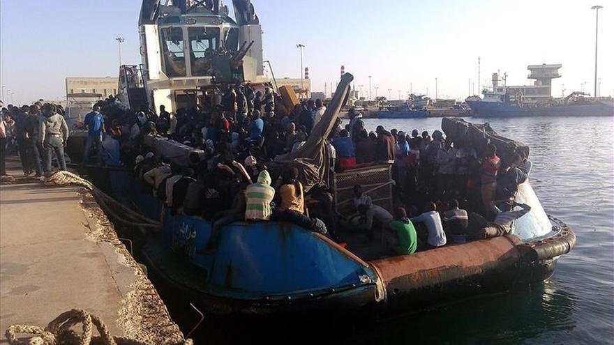 El Consejo de Seguridad analizará este mes la crisis en el Mediterráneo