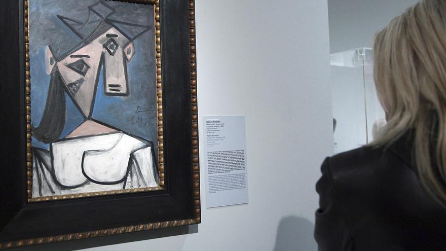 Un griego roba un cuadro de Picasso para poder disfrutar de él en casa