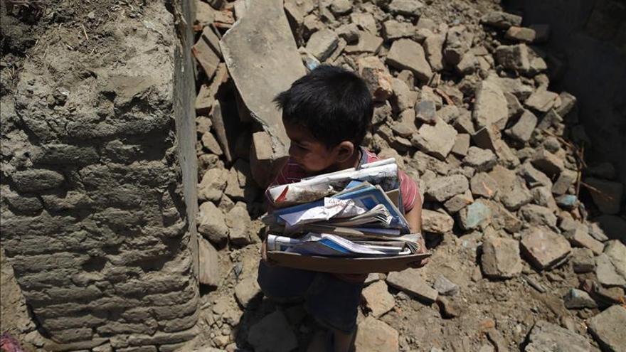 """Martelly dedica un """"pensamiento especial"""" para Nepal tras un nuevo terremoto"""