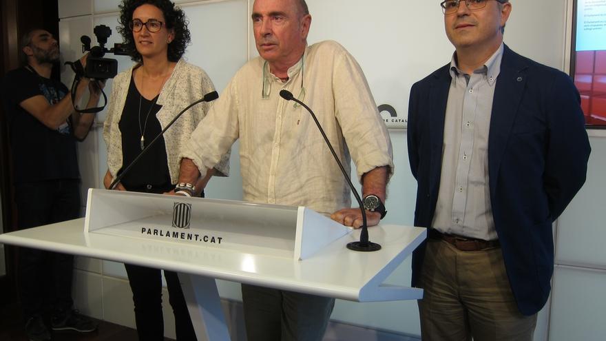 """JxSí niega divisiones con el 1-O y está """"conjurado"""" con el referéndum"""