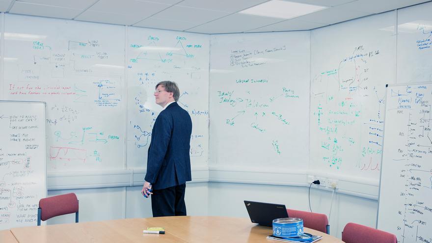 Anders Sandberg estudia las implicaciones de la mejora humana en el Instituto del Futuro de la Humanidad