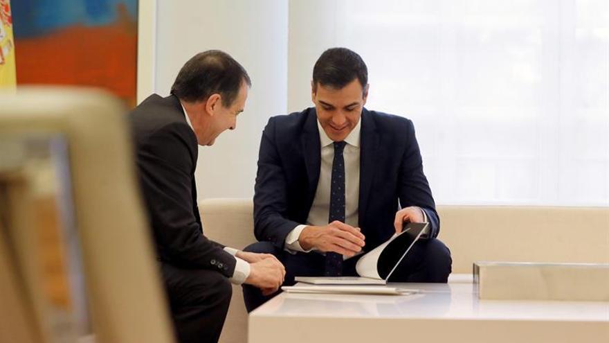 Caballero: no es el momento político para abordar la financiación territorial