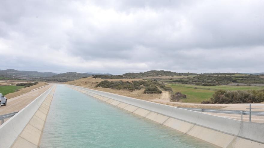 """El PPN acusa al Gobierno de Navarra de """"mentir sobre el Canal de Navarra para justificar su paralización"""""""