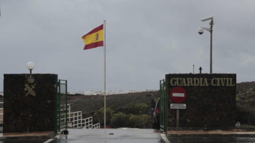 Investigada una persona por robar en fincas de Lanzarote 700 kilos de papas y cebollas