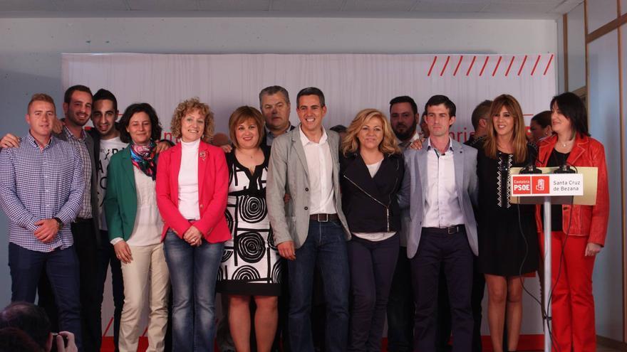 La lista del PSOE en Santa Cruz de Bezana estará encabezada por Pablo Zuloaga.