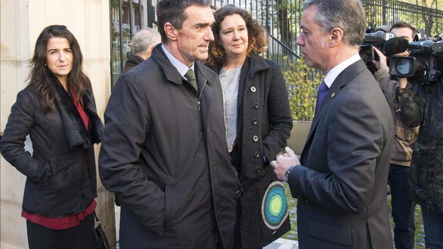 El Parlamento Vasco homenajea a las víctimas del terrorismo sin el PP y UPyD