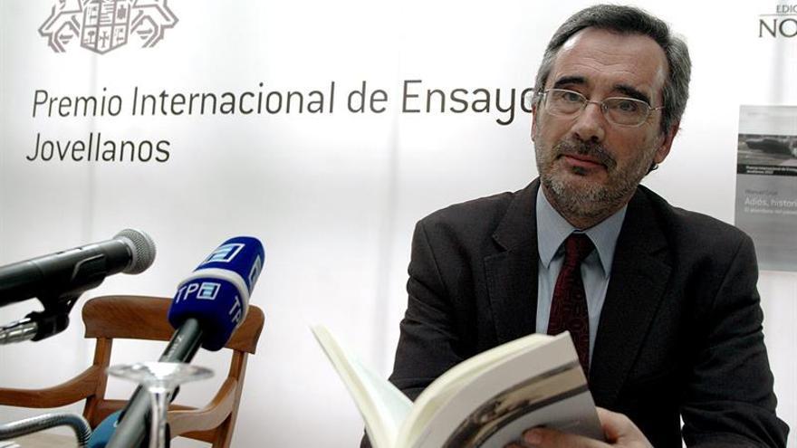 El filósofo Manuel Cruz, propuesto como número dos de Batet a las generales