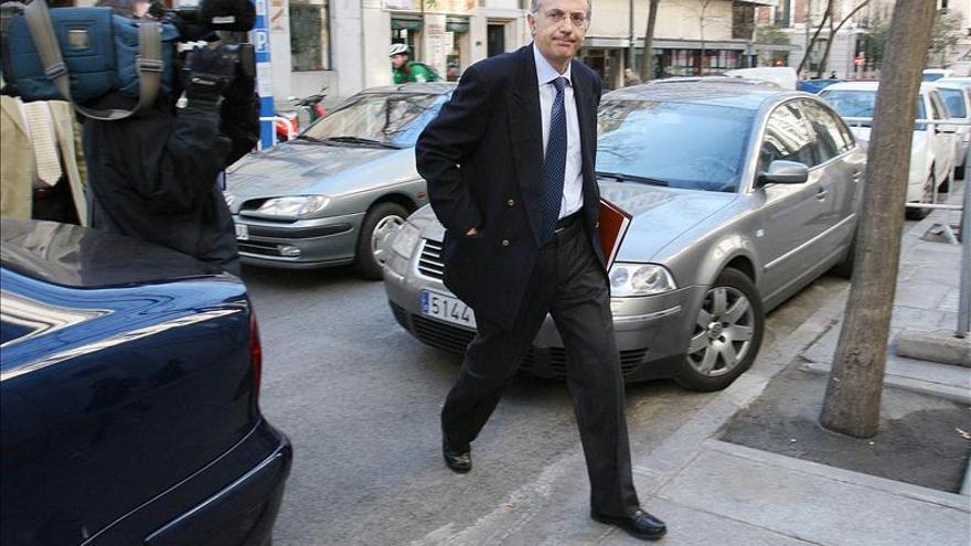El fiscal general del Estado propondrá a Antonio Narváez como teniente fiscal del Supremo