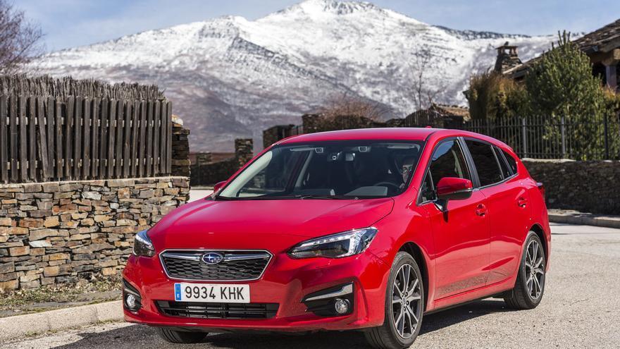La quinta generación del Subaru Impreza regresa al mercado español.