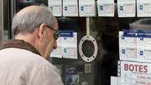 Cae en Tenerife parte del primer premio de la Lotería Nacional