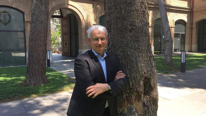 Jürgen Resch,  Director de la principal organización ecologista alemana, Deutsche Umwelthilfe