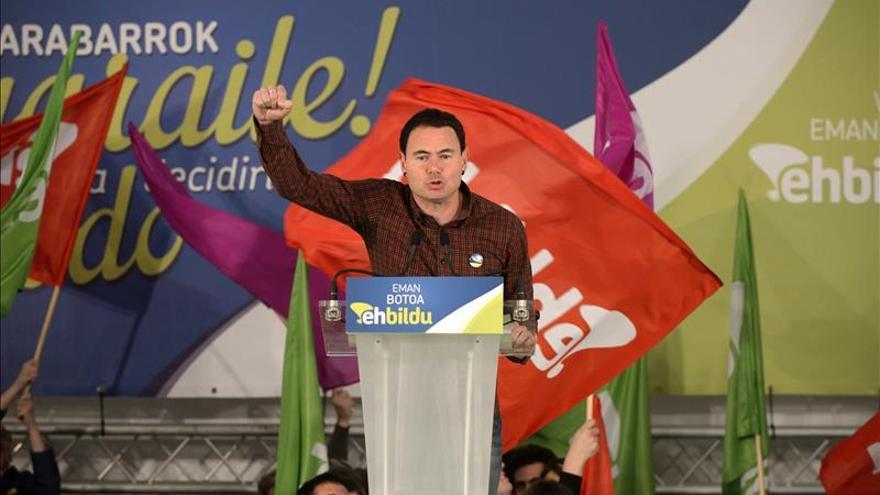 """Sortu: Necesitamos más de 300.000 votos para un paso nuevo en la """"vía vasca"""""""