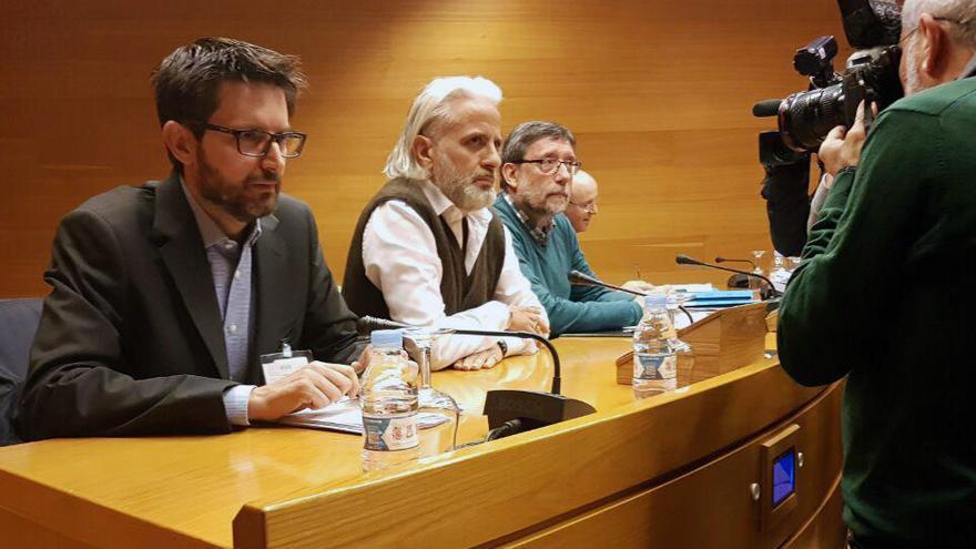 El exgerente de Imelsa Marco Benavent en las Corts Valencianes