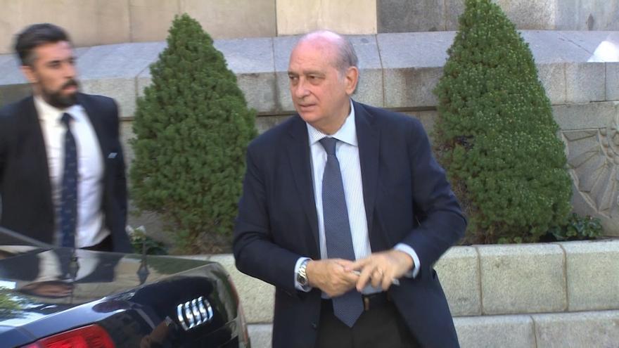 El Congreso constituirá el jueves la comisión de investigación sobre Interior en la etapa de Fernández Díaz