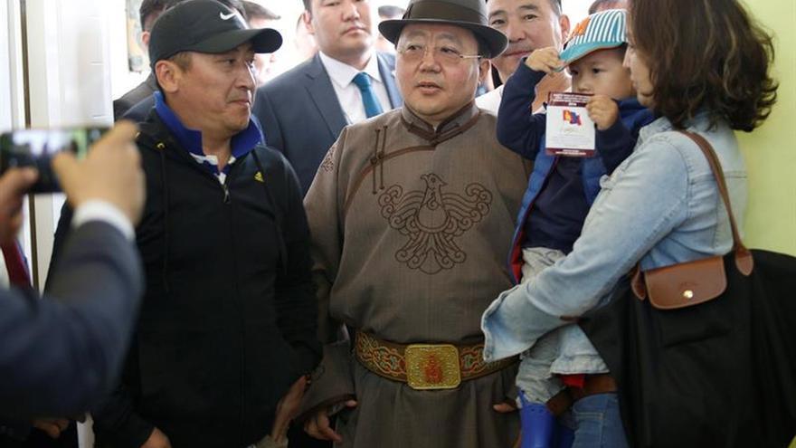 Los socialistas ganan elecciones de Mongolia, según los primeros resultados