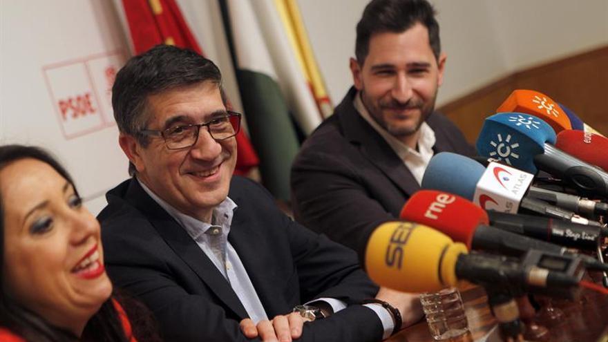 "Patxi López pide dar ""más soberanía"" a Europa sobre Gibraltar"