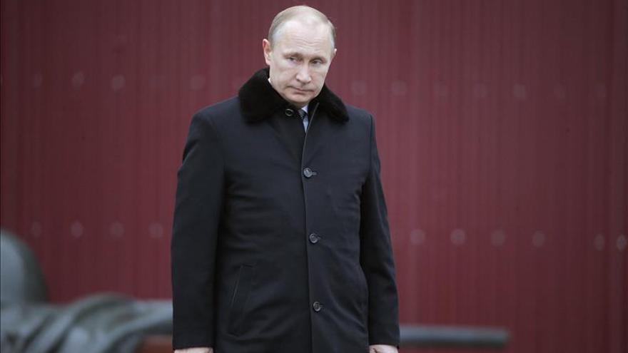Putin afirma que no cree posible una guerra con Ucrania