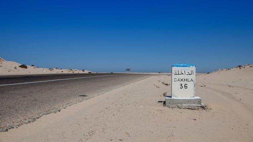 Fotografía de Ramón Grosso, uno de los participantes del viaje fotográfico a Dakhla.
