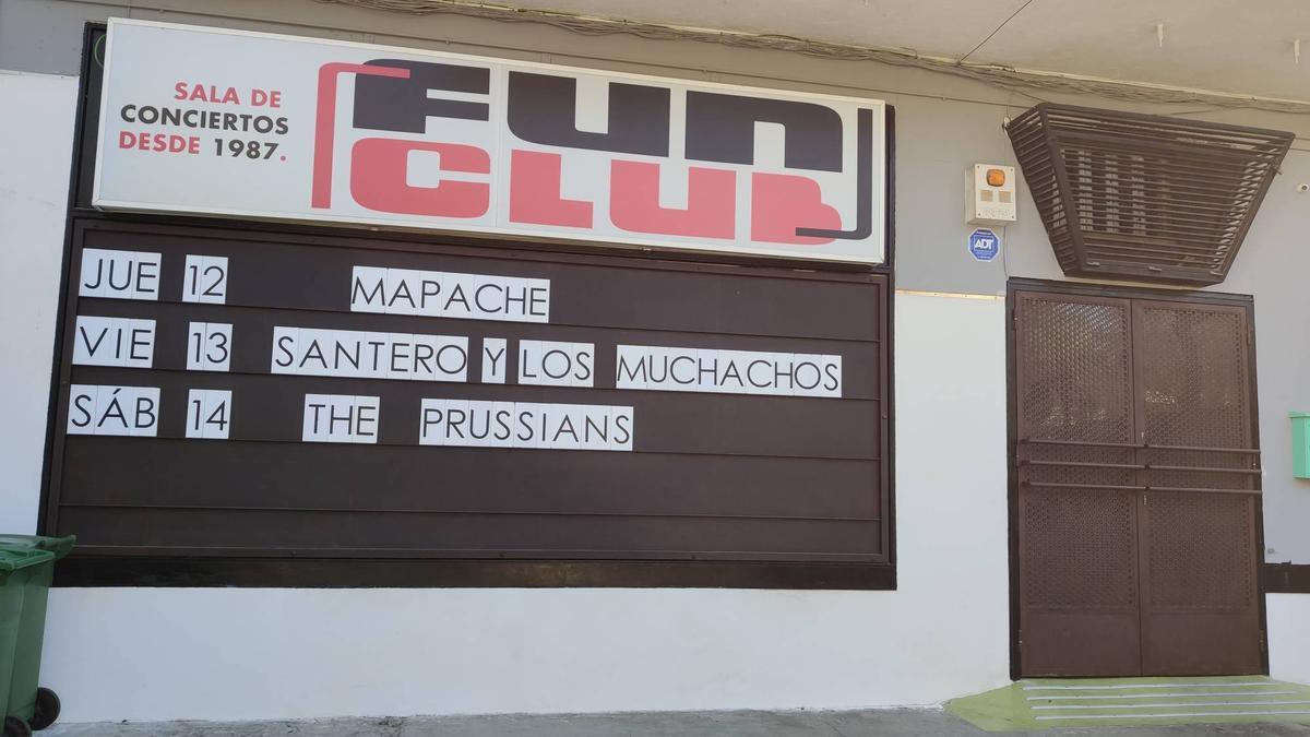 El Fun Club es uno de los locales más emblemáticos de la Alameda de Sevilla