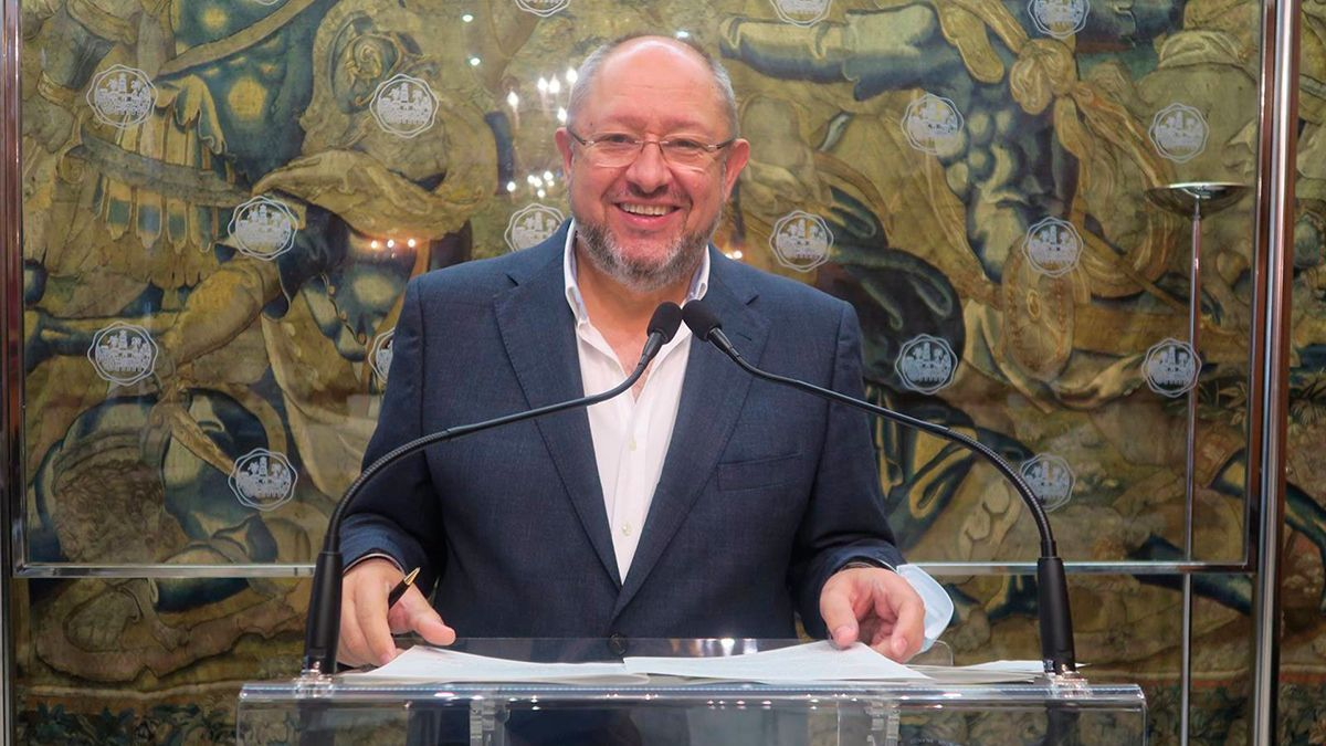 El concejal del PSOE, Manuel Torralbo.