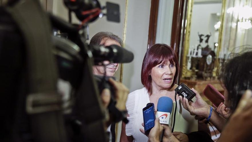 Micaela Navarro defiende la presunción de inocencia de Barberá y de todos