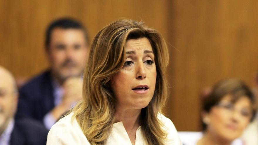 """Díaz dice que Alaya no habla """"de fraude"""" en fondos de formación, sino de exoneración, ante lo que se han tomado medidas"""