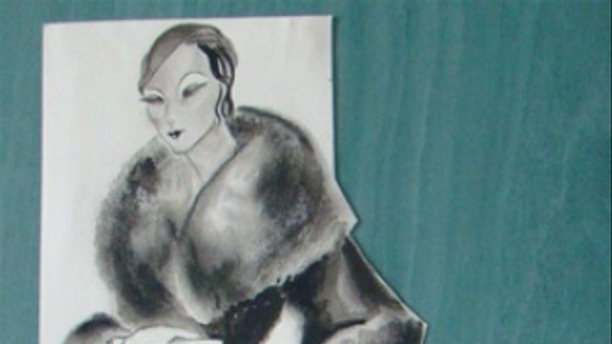 Delhy Tejero, número 6 de la serie La Venus del bolchevique,