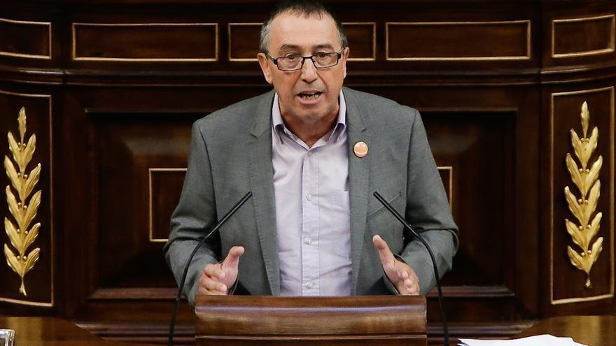 """Compromís denuncia que las cuentas destinen """"migajas"""" a Valencia mientras Fabra sigue haciendo """"genuflexiones"""""""