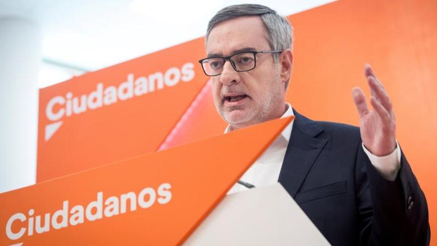 La ejecutiva de Cs ratifica que no pactará con Sánchez ni con el PSOE