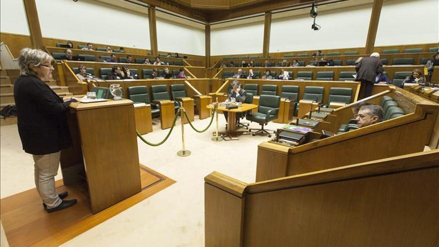 El Parlamento Vasco pide derogar la Lomce y respalda recurrirla ante el TC