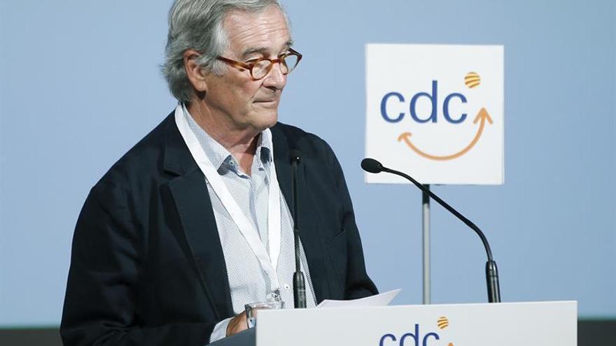 """Trias inicia el congreso de CDC con un elogio al legado de Pujol pese a los """"errores"""""""