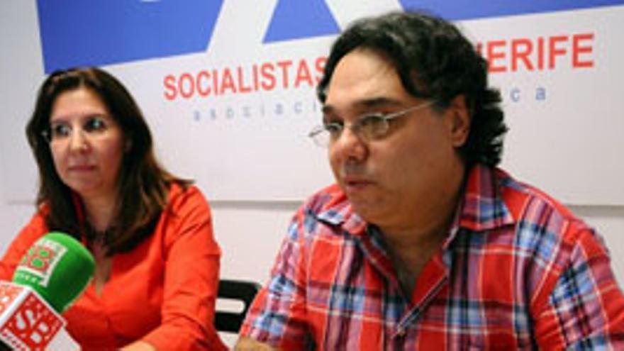 Ignacio Viciana y Odalys Padrón. (ACFI PRESS)