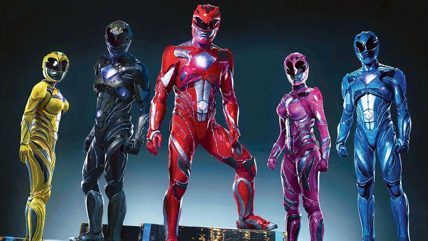 """En marcha la versión seriéfila """"más oscura"""" de los 'Power Rangers'"""